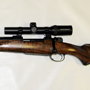 Left side of this lefty rifle.