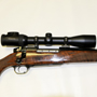 We installed our first Swarovski Z6i 2nd generation on this beautiful Weatherby Mark V on 300 Weatherby Magnum.