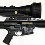 LWRC R.E.P.R. Heavy Sniper with a RAPTOR M-646 Nightvision Scope and a GG&G bipod.