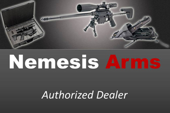 Authorized dealer of Nemesis Arms.